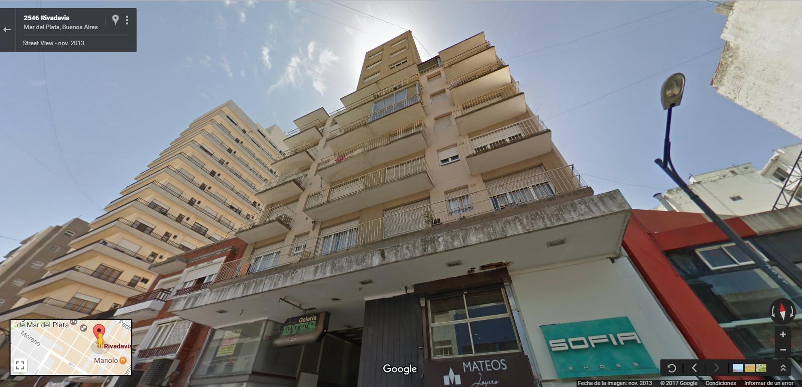 Doomos Departamento En Mar Del Plata