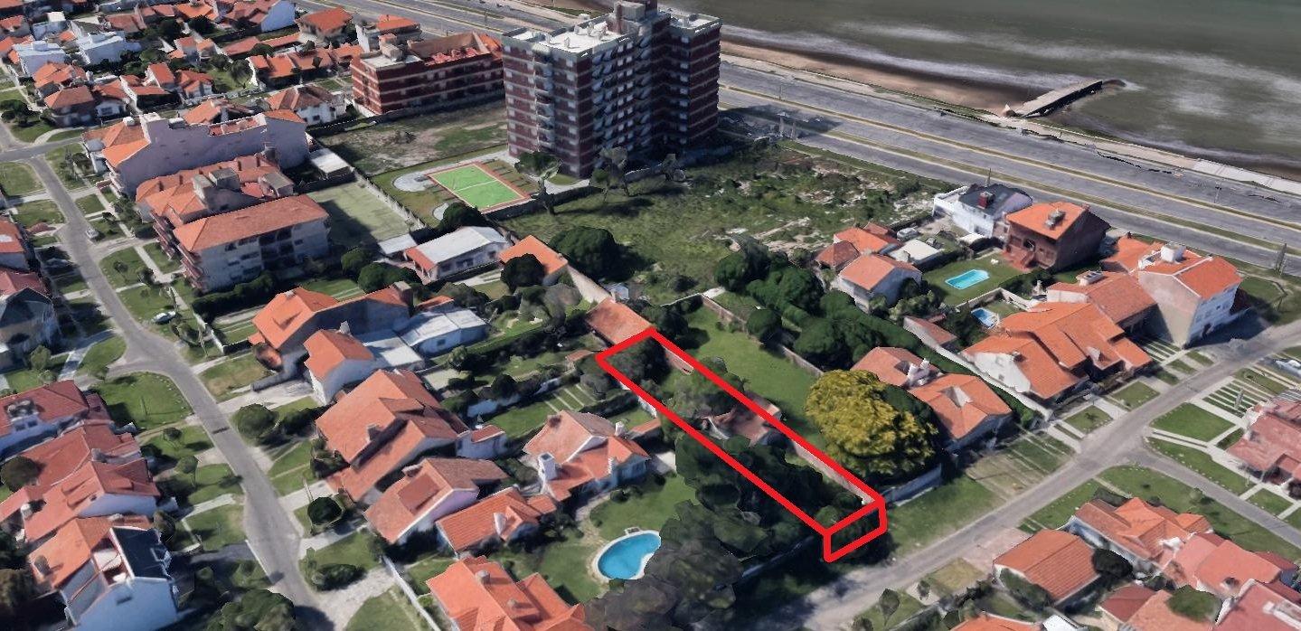 Venta Terreno Lote Para Edificio Barrio Constitucion Mar Del Plata